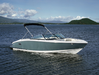 sport boat rentals for cda lake